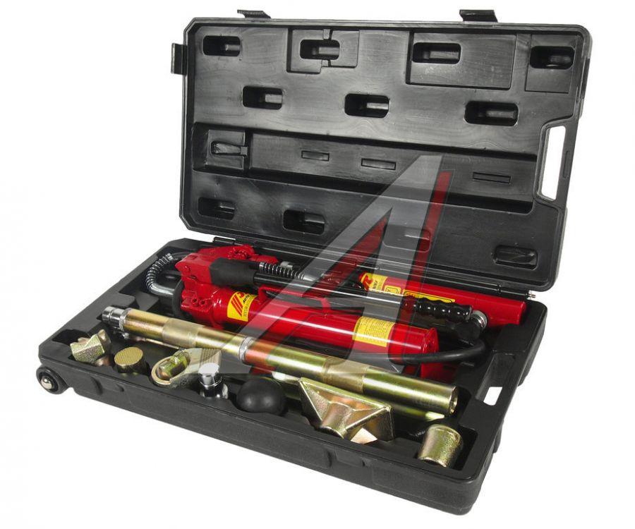 Набор инструментов для кузовных работ профессиональный, усилие 10т, 21 предмет JTC