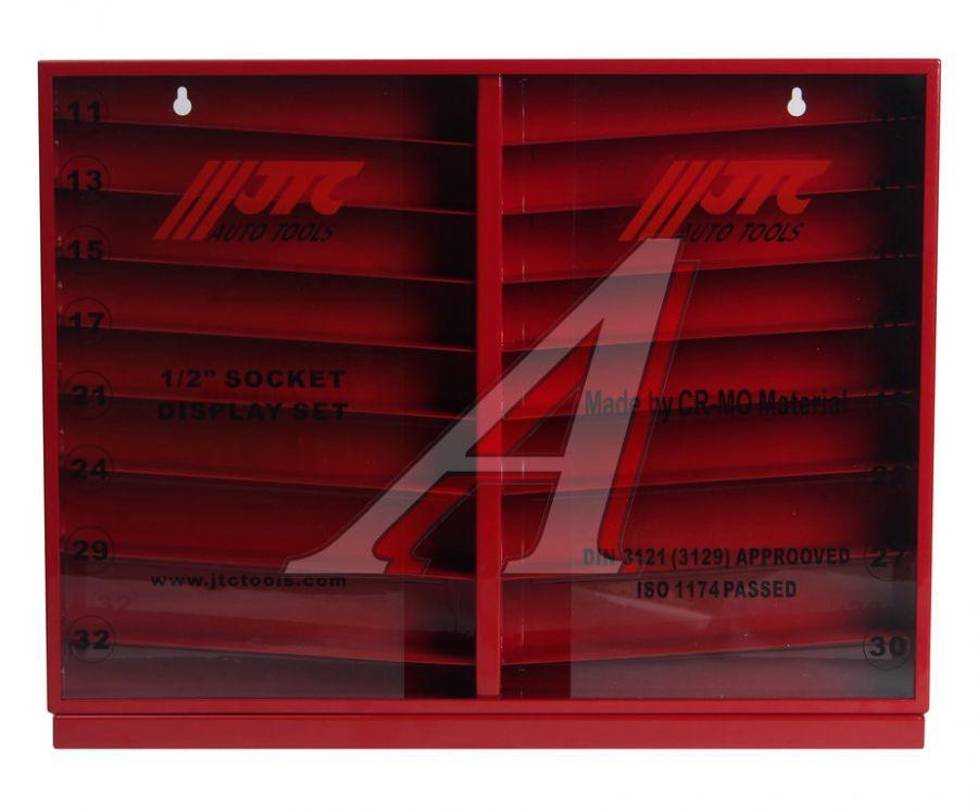 Шкаф металлический для головок торцевых JTC