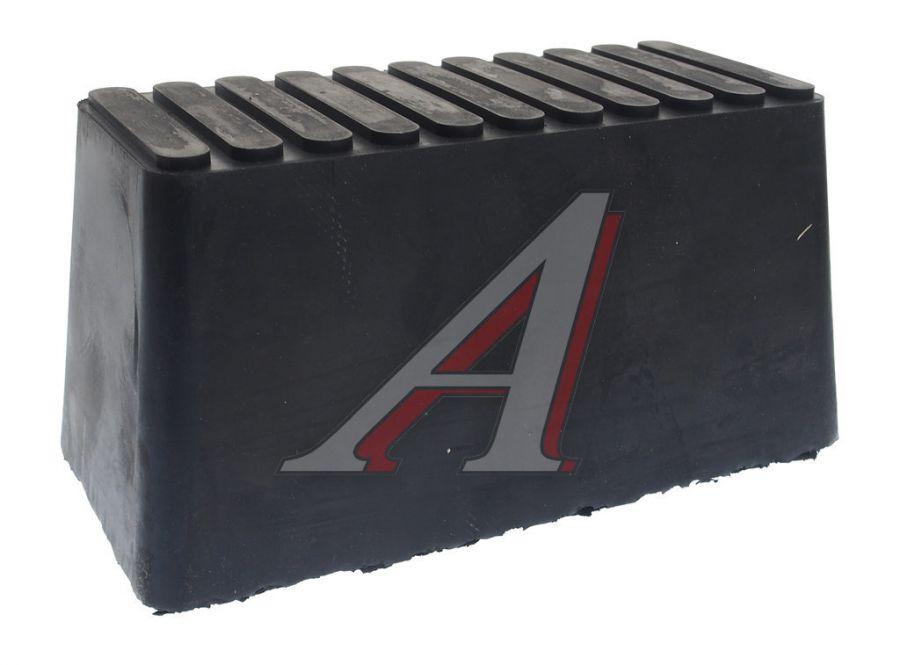 Проставка для подъемника резиновая 19.5X10X10см JTC