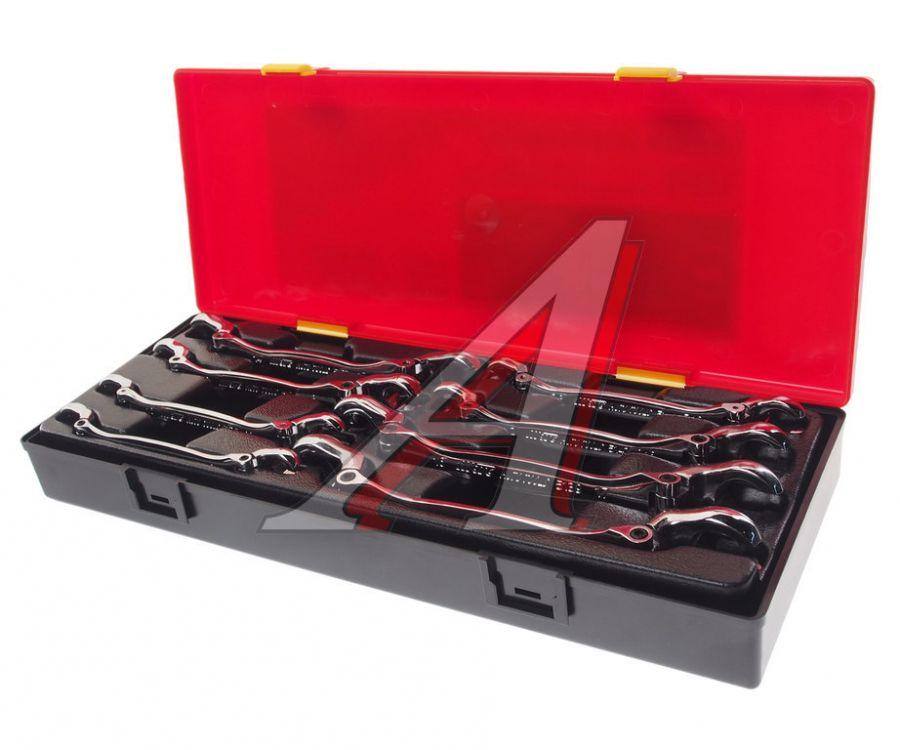 Набор ключей разрезных шарнирных 8 предметов JTC