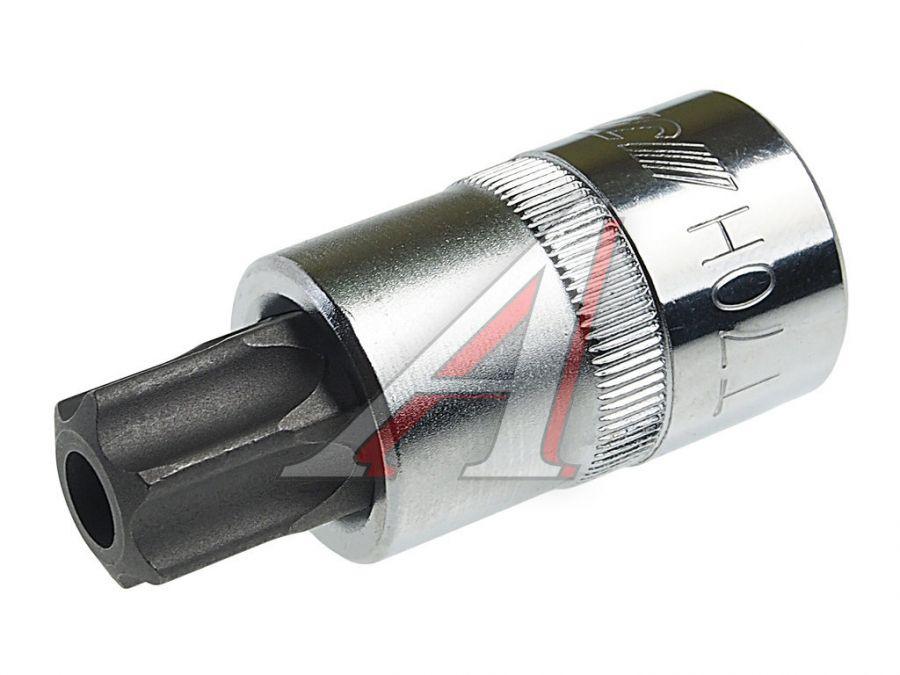 """Бита-головка 1/2"""" TORX T70Hх55мм с отверстием JTC"""