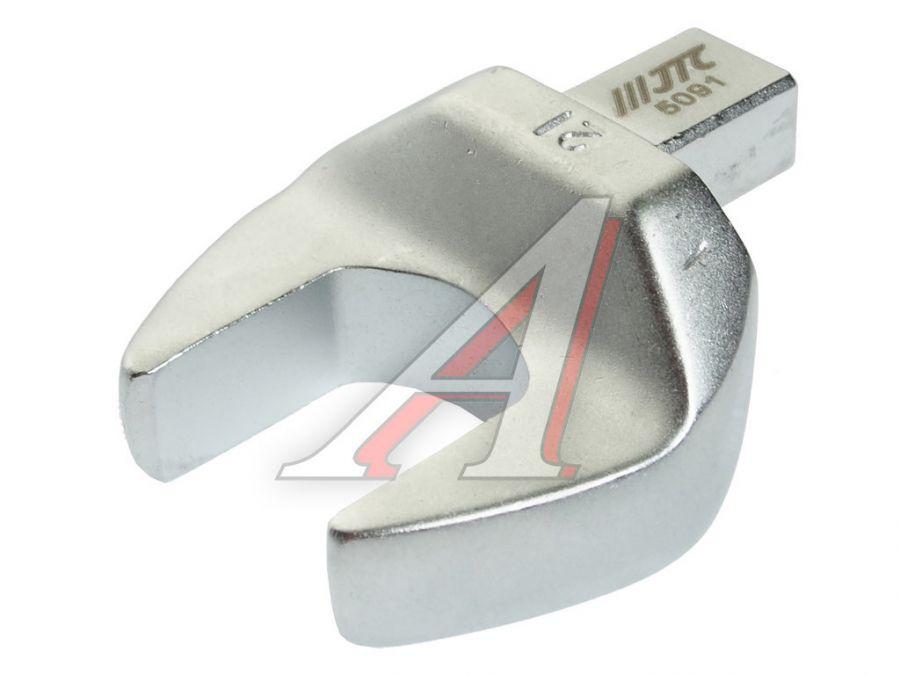 Ключ рожковый 21мм (насадка) для динамометрического ключа JTC-6832,6833 9х12мм JTC