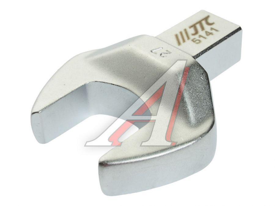 Бита-головка 27мм рожковая для динамометрического ключа JTC-6835 14х18мм JTC