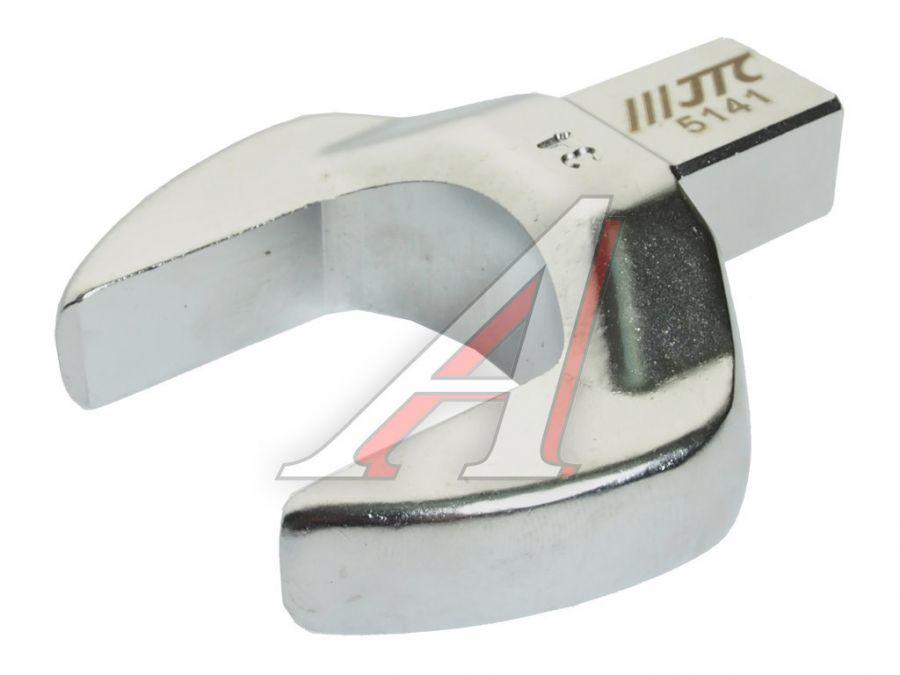 Бита-головка 34мм рожковая для динамометрического ключа JTC-6835 14х18мм JTC