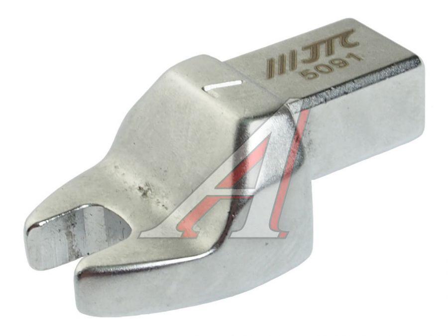 Ключ рожковый 7мм (насадка) для динамометрического ключа JTC-6832,6833 9х12мм JTC