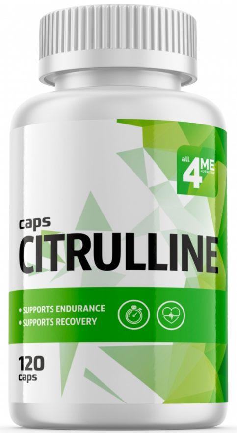 4Me Nutrition Citrulline 120 капcул