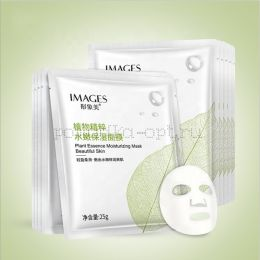 Images Plant Essence Moisturizing Mask маска с экстрактом камелии
