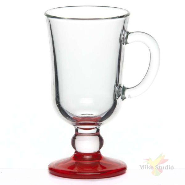 Кружка для горячих напитков ГЛИНТВЕЙН 200мл лак микс