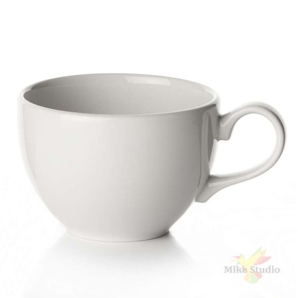 Чашка чайная «Симплисити Вайт», объем 340 мл