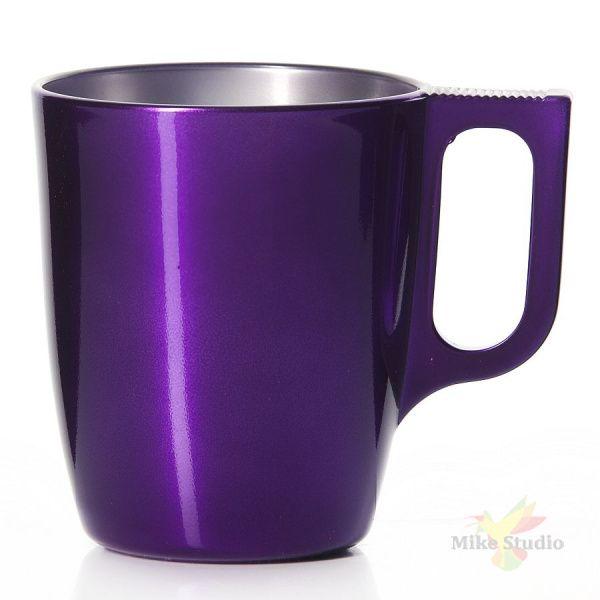 """Кружка Luminarc """"Flashy Colors"""", цвет: фиолетовый, 250 мл"""