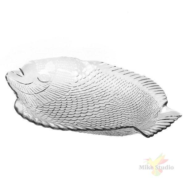 Блюдо фигурное Pasabahce Marine, 26х21х2,6 см