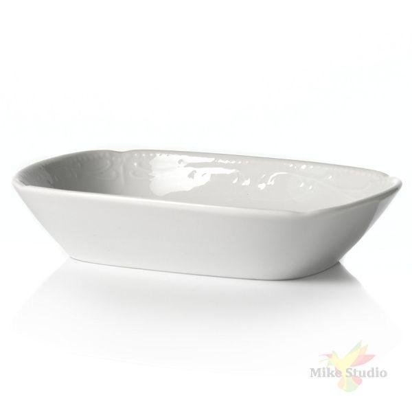 Блюдо прямоугольное Kutahya Porcelen Caprice, длина 15 см