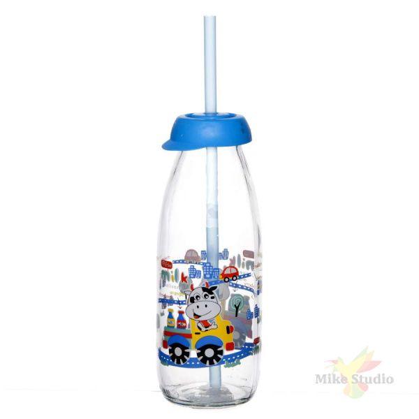 Бутыль с рисунком 0,5 л