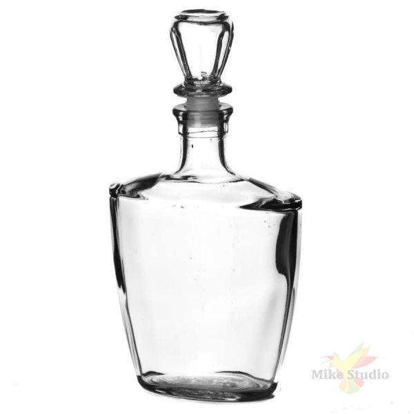 Бутылка из бесцветного стекла Легион 0,5 л