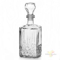 Бутылка из бесцветного стекла Кристалл 0,5 л (Хрусталь)