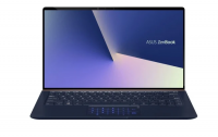 "Ноутбук ASUS Zenbook 13 UX333FA-A3069T (i5-8265U/8Gb/SSD 256Gb/Intel UHD Graphics 620/13,3"" FHD/IPS/BT Cam/Win10) Синий (90NB0JV1-M07700)"