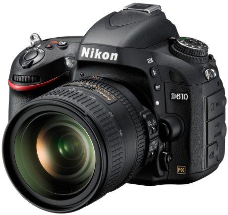 фотоаппарат Nikon D610 Kit 24-85 VR