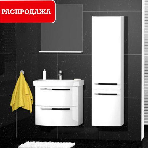 Мебель для ванной Oristo Flow 65