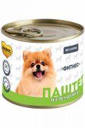 Мнямс «Фитнес» Паштет из телятины для собак всех пород, 200 г