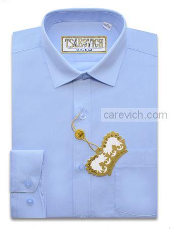 Сорочка детская Tsarevich (6-14 лет) выбор по размерам арт.Cashmere Blue
