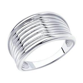 Кольцо из серебра 94013200 SOKOLOV
