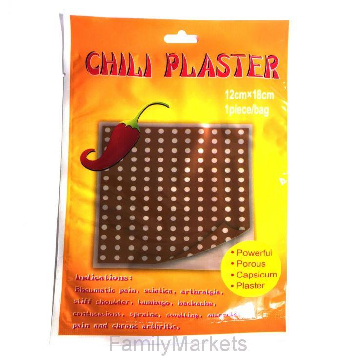 Пластырь лечебный CHILI PLASTER