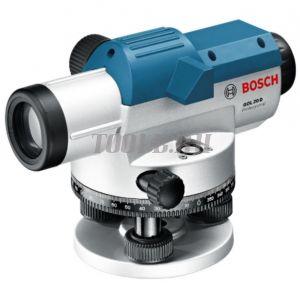 Bosch GOL 20D + BT160 + GR500 - нивелир оптический