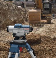 Bosch GOL 20D + BT160 + GR500 нивелир оптический фото