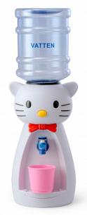 Детский кулер для воды VATTEN KITTY WHITE