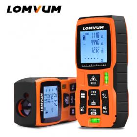 LOMVUM Лазерный дальномер 80м