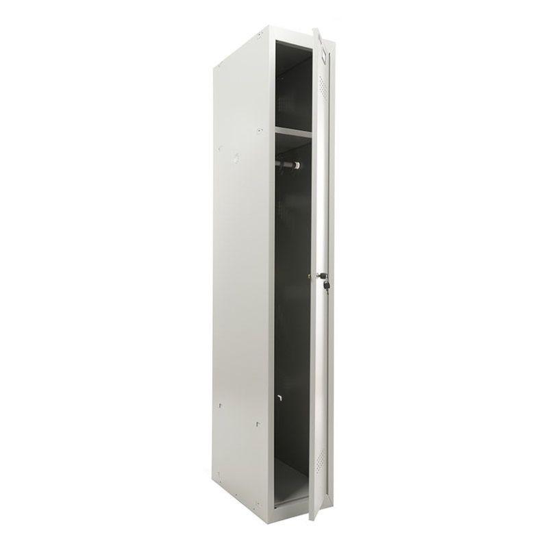 Шкаф для одежды «ПРАКТИК ML 11-30» (усиленный) (базовый модуль)