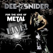 DEE SNIDER - For The Love of Metal  Live [CD/DVD DIGI]