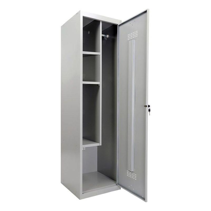 Шкаф для одежды «ПРАКТИК ML 11-50У» (усиленный) (универсальный)