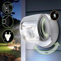 Светодиодный источник света с датчиком движения Wireless Led Porch Light