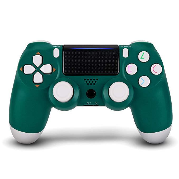 Беспроводной Bluetooth контроллер для Sony Playstation 4 Dualshock Ps4 альпийский зеленый