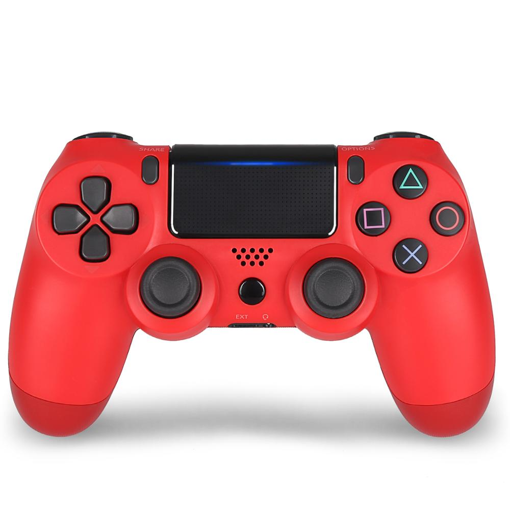 Беспроводной Bluetooth контроллер для Sony Playstation 4 Dualshock Ps4 красный