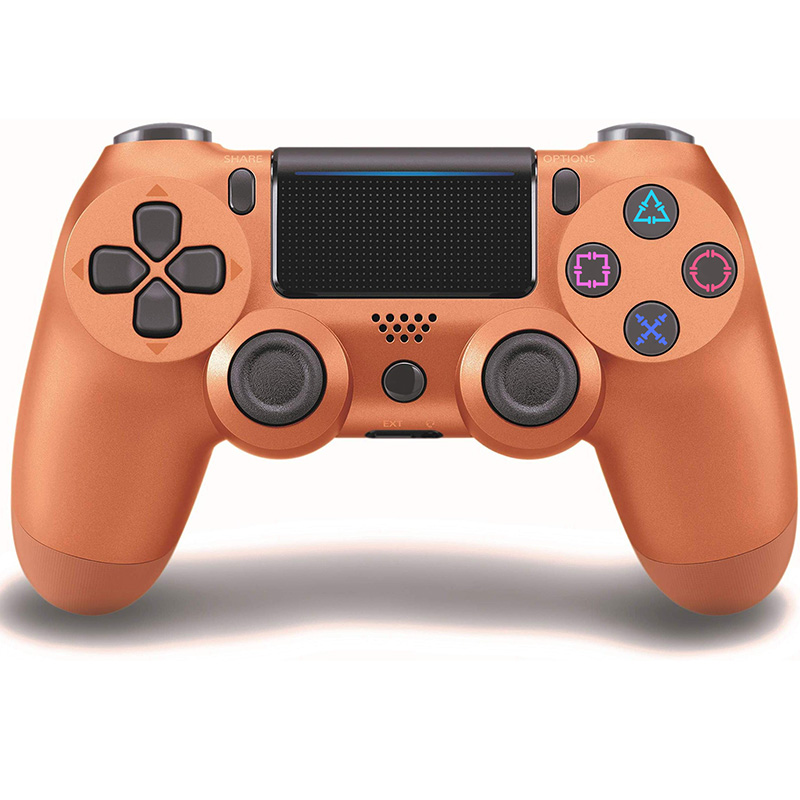 Беспроводной Bluetooth контроллер для Sony Playstation 4 Dualshock Ps4 бронза