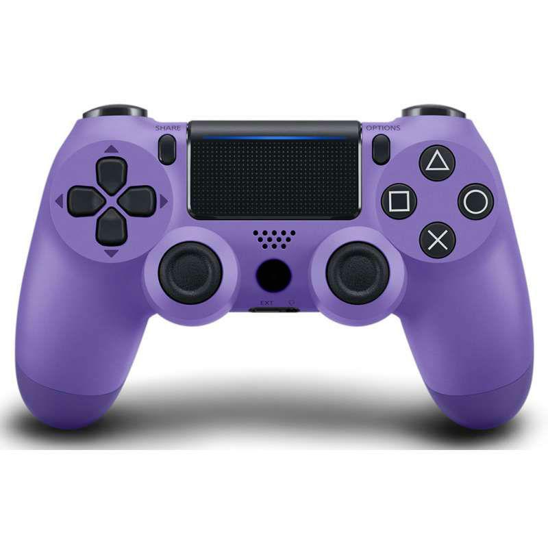 Беспроводной Bluetooth контроллер для Sony Playstation 4 Dualshock Ps4 Электрик пурпурный Electric Purple Фиолетовый