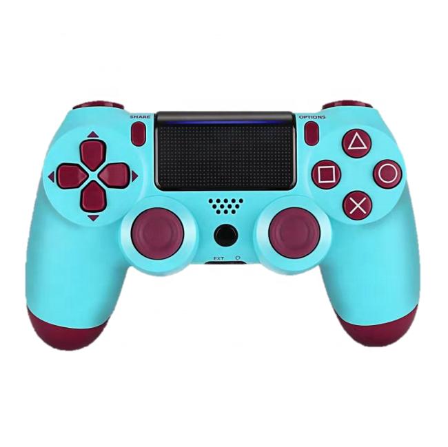 Беспроводной Bluetooth контроллер для Sony Playstation 4 Dualshock Ps4 голубая ягода