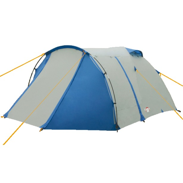 Палатка  CAMPACK-TENT Breeze Explorer 4