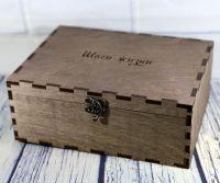 Лазерная резка коробок