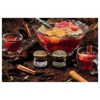 Табак WTO - Caribbean 34 Fruit Punch (Фруктовый Пунш, 20 г)
