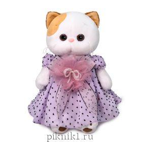 Ли-Ли в нежно-сиреневом платье 27см