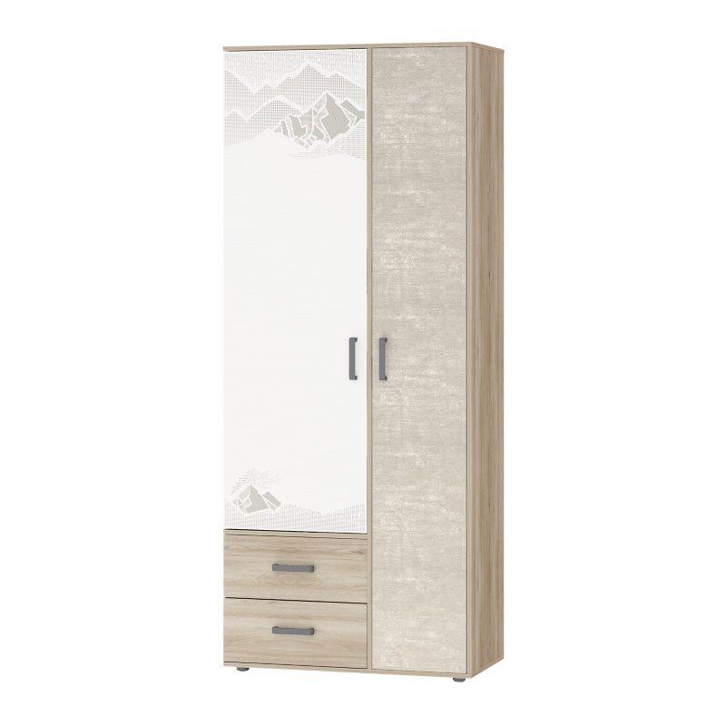 Шкаф для одежды «Эверест»
