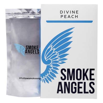 Табак Smoke Angels - Divine Peach (Божественный Персик, 100 грамм)