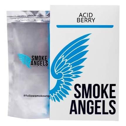 Табак Smoke Angels - Acid Berry (Кислая Малина, 100 грамм)