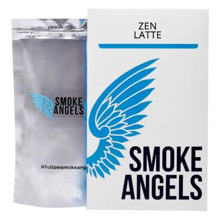 Табак Smoke Angels - Zen Latte (Дзен Латте, 100 грамм)