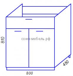 Кухня Эра M800