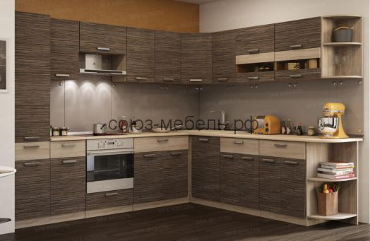 Модульная кухня Эра угловая