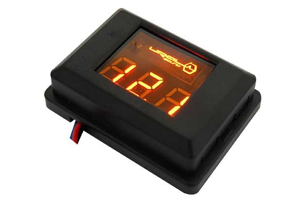 Вольтметр Ural DB Voltmeter Orange